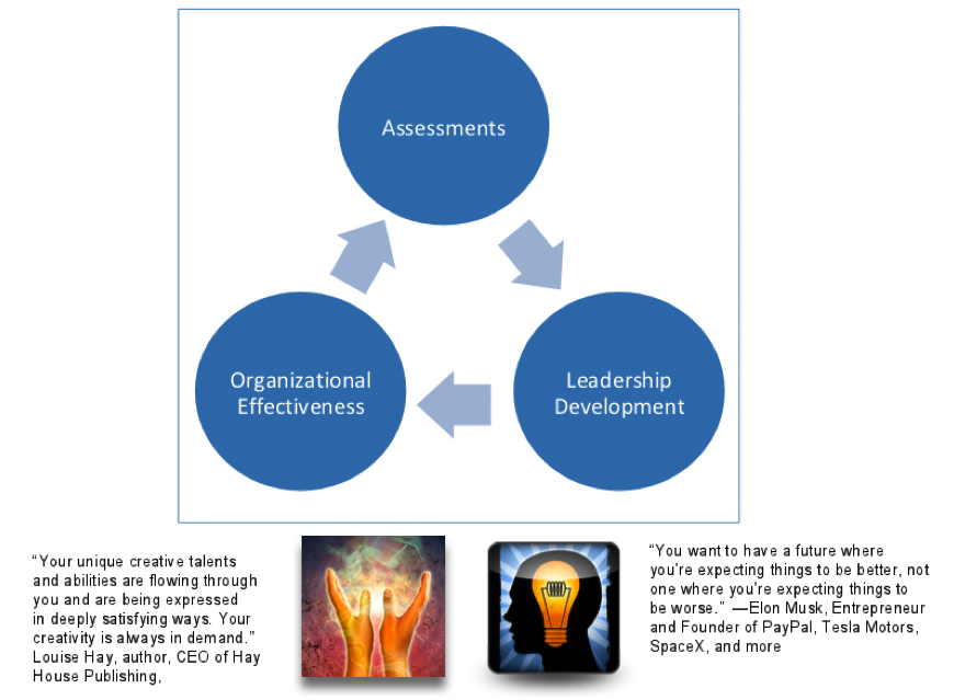 Assessments, Organizational Development, Leadership Development